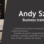 10 lucruri pe care le-am reținut de la Andy Szekely