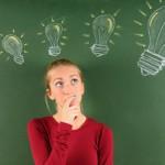 Despre creativitate. – Despre cum să devii mai creativ.
