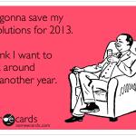 Lista de 10 rezoluții personale pentru noul an – 2013