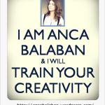 Miercuri vorbesc despre creativitate la Zilele Marketerului