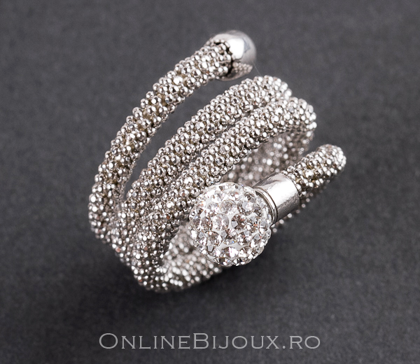 inel argint onlinebijoux.ro