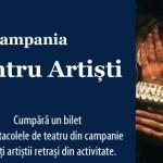 Cântăreața cheală se joacă la Iași în cadrul campaniei Artiștii pentru artiști