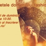 Vrei sa știi secretele domeniului fashion & beauty PR?