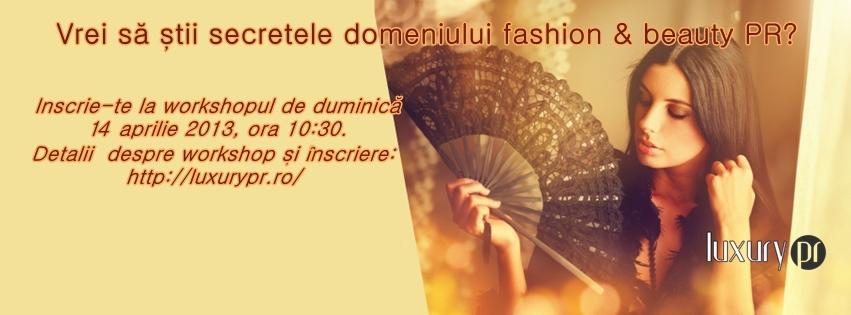 cover workshop luxury pr fashion & beauty pr