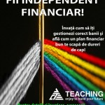 Recomand trainingul «Fii independent financiar!»