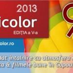 Festivalul de Muzică și Film în aer liber >multicolor