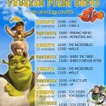 Intrarea gratuită la filme pentru copii