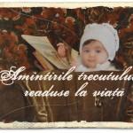 Fotografiile din copilărie recreate după mai bine de 2 decenii