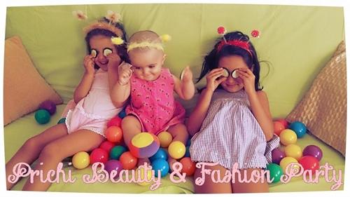 petrecere cu tematica pentru fetite beauty & fashion 1