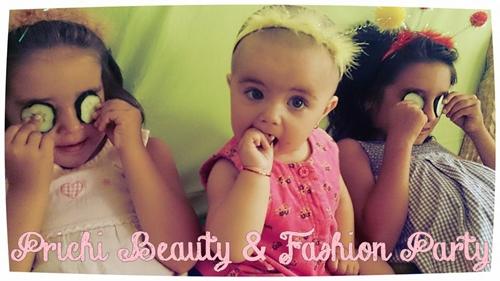 petrecere cu tematica pentru fetite beauty & fashion 2