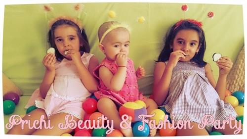 petrecere cu tematica pentru fetite beauty & fashion 3