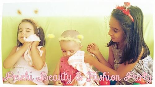 petrecere cu tematica pentru fetite beauty & fashion 4