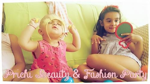 petrecere cu tematica pentru fetite beauty & fashion 5