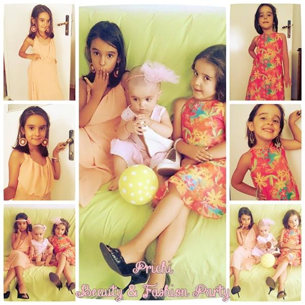 petrecere cu tematica pentru fetite beauty & fashion 6