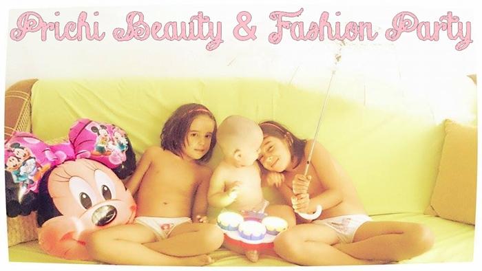 petrecere cu tematica pentru fetite beauty & fashion 7