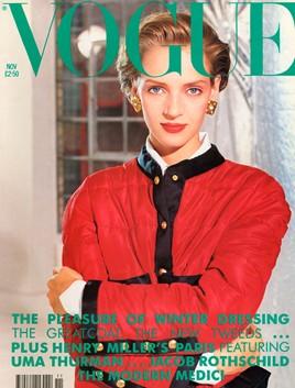 coperta-revista-Vogue-an-1990-luna-noiembrie