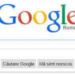 Din google search pe blog
