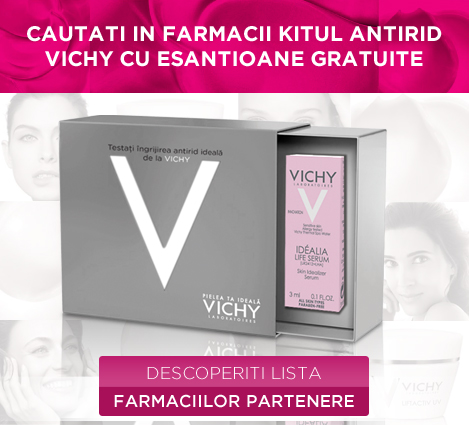 kit antirid vichy gratuit farmacii