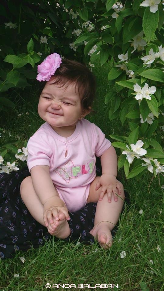 mariuca balaban poza bebe 11 luni