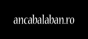 logo blog anca balaban popa iscu