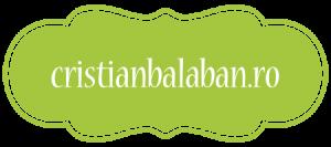 logo blog cristian balaban moinesti