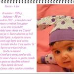 Jurnalul mamei despre bebe – la 4 luni