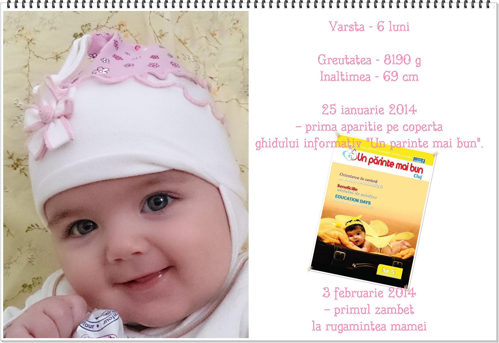 06. detalii despre bebe la 6 luni