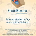 ShoeBox Moinești – cadouri de la moineșteni pentru copii