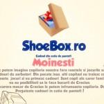 Lista destinatarilor ShoeBox Moinești – cadouri de la moineșteni pentru copii