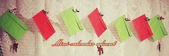 mini calendar advent craciun 7 activitati pentru bebe iarna