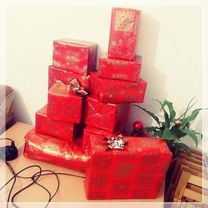 si noi donam cadoul din cutia de pantofi ShoeBox Moinesti