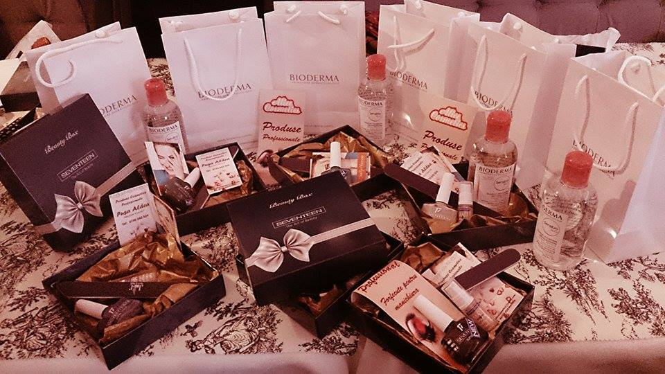 poza cadouri bioderma alice cosmetics bloggerite march women blogmeet bacau