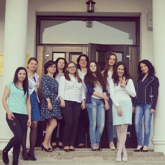 poza de grup aniversarea blogului anca balaban