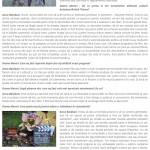 Interviu despre FilMoFest 2015 pentru Cetățeni Activi pentru Bacău