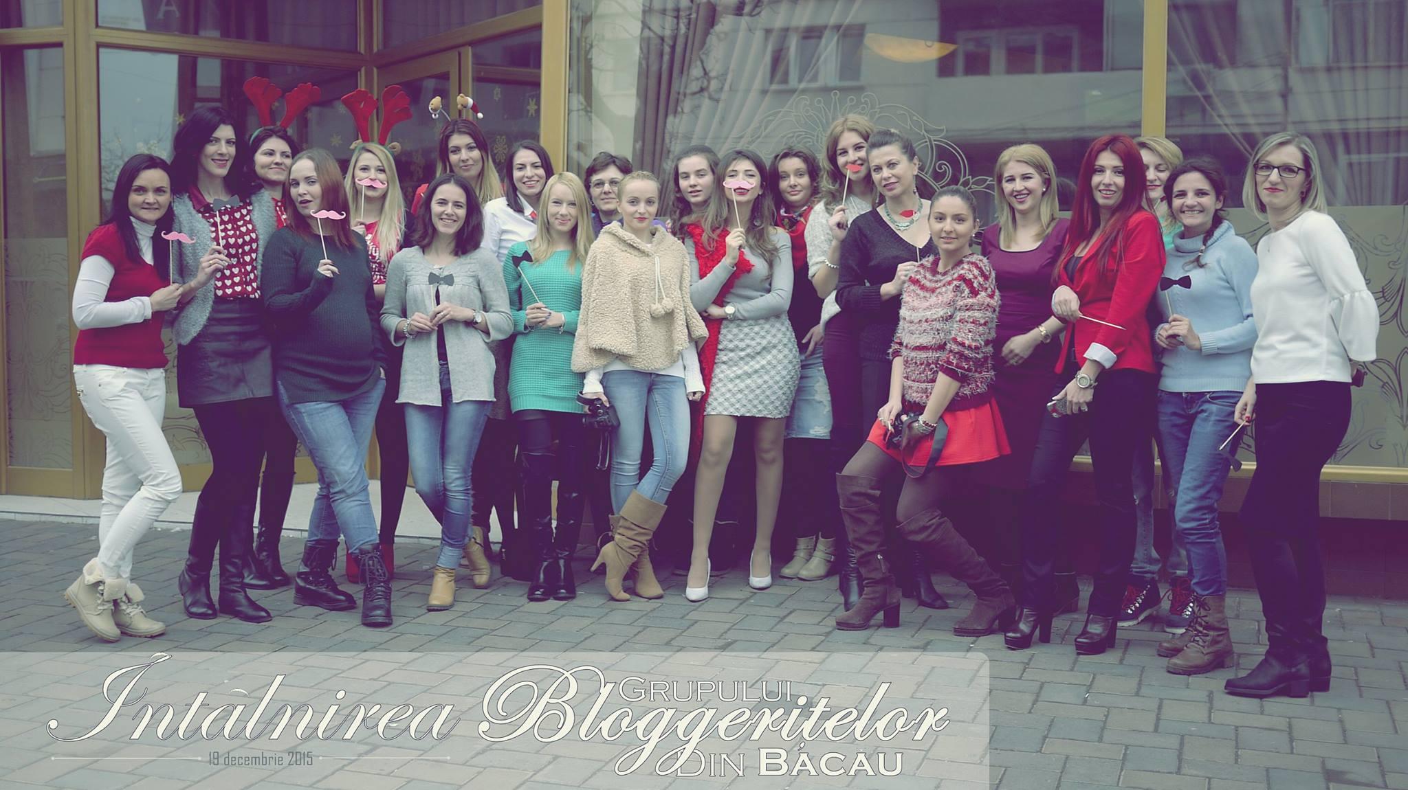 #bloggeriteBacau4 intalnirea bloggeritelor din judetul bacau