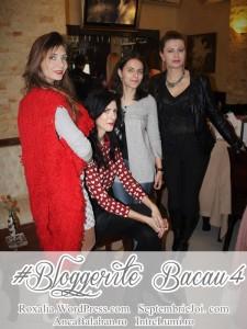 #bloggeriteBacau4 roxana neculcea adina septembrie joi anca balaban