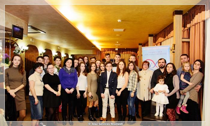 portret de voluntari AICR Moinesti 1 an de initiative si proiecte pentru Moinesti si imprejurimi