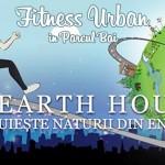Planuri pentru Ora Pământului 2016 – invitație la o sesiune de fitness urban în aer liber la Moinești