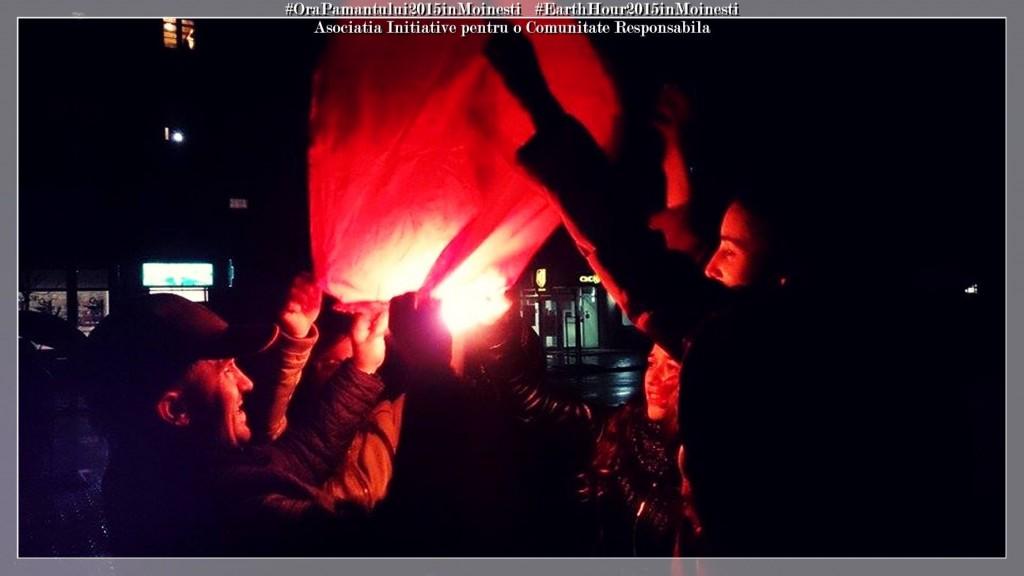 ora pamantului 2015 aicr moinesti lansare lampioane