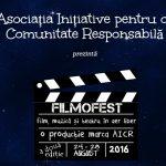Din agenda de final de vară – Invitație la #Filmofest2016 între 24 și 28 august