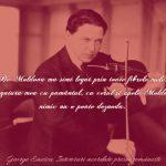 Omagiu muzical lui George Enescu la Tescani