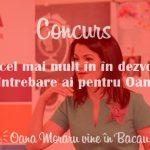 Eveniment dedicat părinților și dascălilor la Bacău – Concurs: câștigă o invitație!